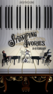 The Reef Hotel Casino presents the Stomping Ivories @ BAR36