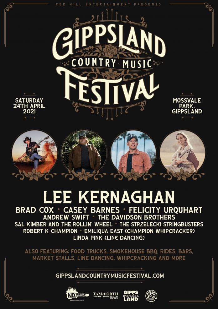 Gippsland Country Music Festival