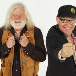 Brian Cadd and Russell Morris