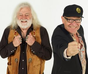 Brian Cadd & Russell Morris @ Frankston Arts Centre, FRANKSTON VIC