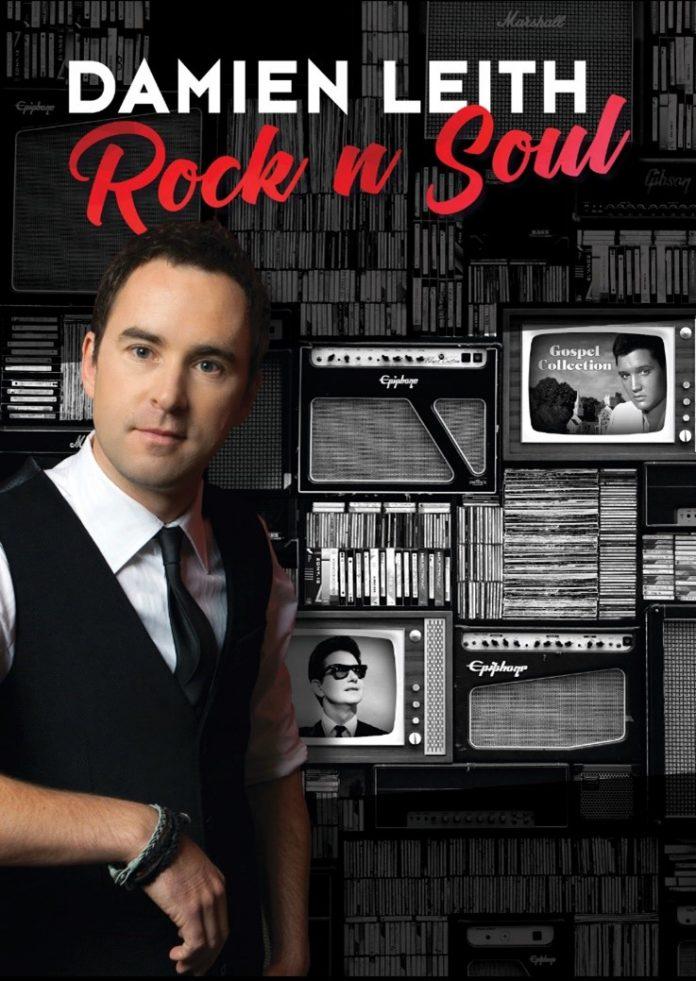 Damien Leith - Rock N Soul