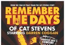 Darren Coggan's Remember The Days of Cat Stevens