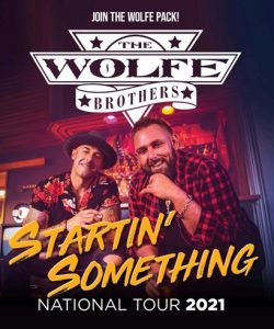 The Wolfe Brothers @ Harvey Road Tavern, GLADSTONE QLD