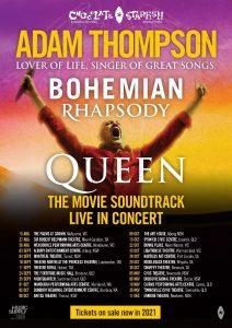 Adam Thompson | Bohemian Rhapsody @ The Palms at Crown, MELBOURNE VIC