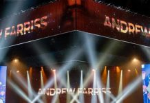 Andrew Farriss - Solo Concert - Streaming Now
