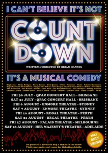 I Can't Believe It's Not Countdown @ QPAC Concert Hall, BRISBANE QLD