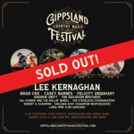 Gippsland Country Music Festival - Sold out
