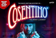 Cosentino - The Grand Illusionist
