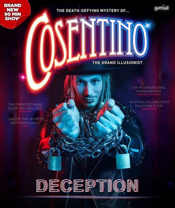 Cosentino - The Grand Illusionist