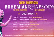 Adam Thompson's Bohemian Rhapsody