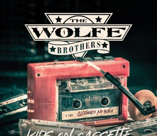 The Wolfe Brothers - Kids on Cassette