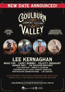 Goulburn Valley Country Festival @ Shepparton Showgrounds