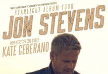 Jon Stevens - Starlight Album Tour
